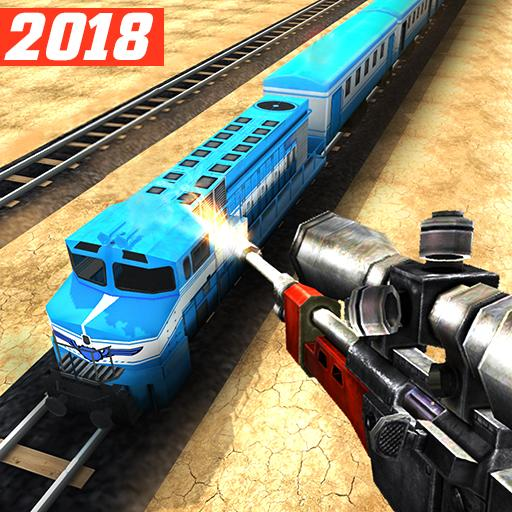 Sniper 3D : Train Shooting Game  Android Modded file download (Unlimited money,Mod) apk no root