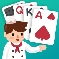 Solitaire : Cooking Tower 1.3.9 (Unlimited money,Mod) for Android