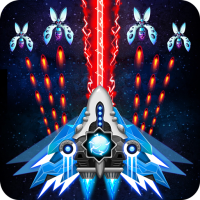 Space shooter – Galaxy attack – Galaxy shooter  1.505 (Unlimited money,Mod) for Android