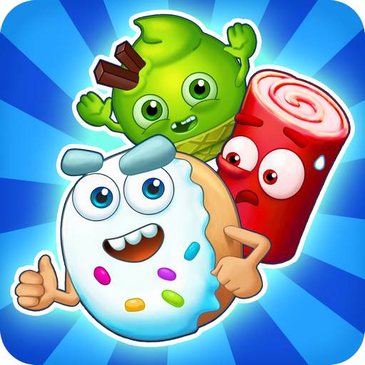 🍒Sugar Heroes – World match 3 game!  1.224.2 (Unlimited money,Mod) for Android