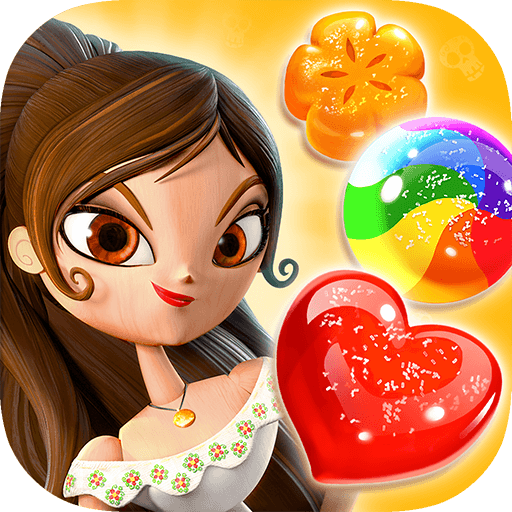 Sugar Smash: Book of Life – Free Match 3 Games.3.92.123.006111011 id Modded file download (Unlimited money,Mod) apk no root