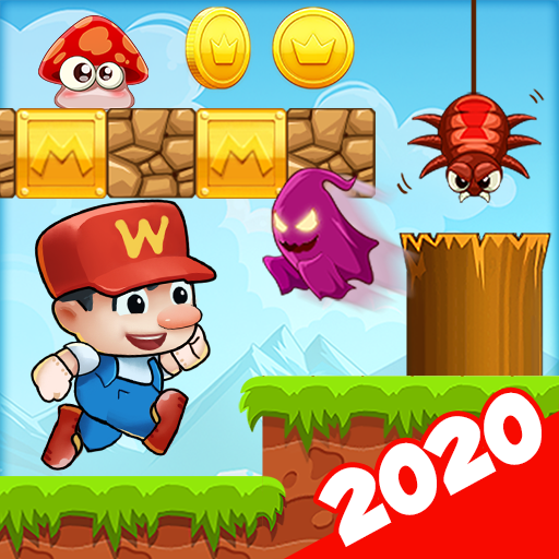 Super Bino Go 2 – New Game 2020  Android Modded file download (Unlimited money,Mod)1.3.5 apk no root