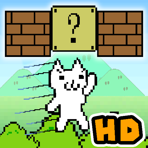 Super Cat World : Syobon Action HD  Android Modded file download (Unlimited money,Mod) apk no root  3.1.12
