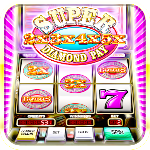 Super Diamond Pay Slots  Android Modded file download (Unlimited money,Mod) 1.9 apk no root
