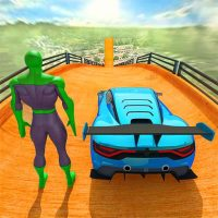 Superhero Car Games GT Racing Stunts – Game 2021  1.22 (Unlimited money,Mod) for Android