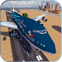 Take off Airplane Pilot Race Flight Simulator 1.0 Android Modded file download (Unlimited money,Mod) apk no root