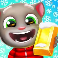 Talking Tom Gold Run  4.9.1.849 (Unlimited money,Mod) for Android