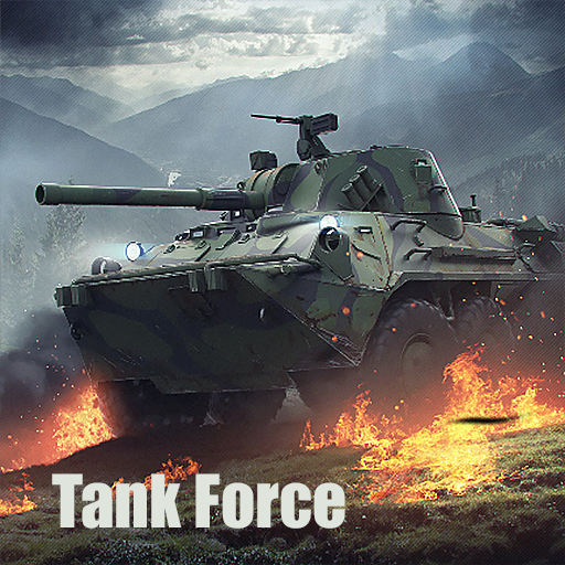 Tank Force Free games about tanki online PvP  4.63 (Unlimited money,Mod) for Android