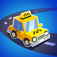 Taxi Run – Crazy Driver 1.11 Android Modded file download (Unlimited money,Mod) apk no root