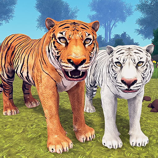 Tiger Family Simulator: Angry Tiger Games 1.0 Android Modded file download (Unlimited money,Mod) apk no root