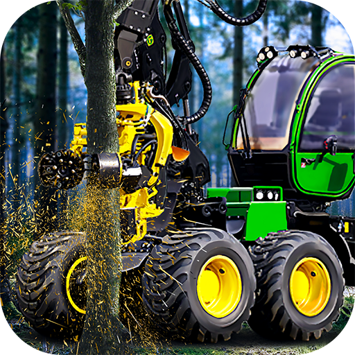 Timber Harvester Simulator  Android Modded file download (Unlimited money,Mod)1.2  apk no root