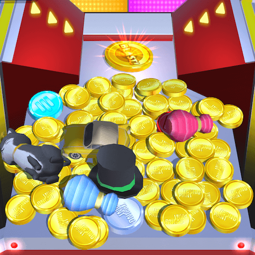 Tipping Point Blast! – Lucky Coin Pusher  1.75000 (Unlimited money,Mod) for Android