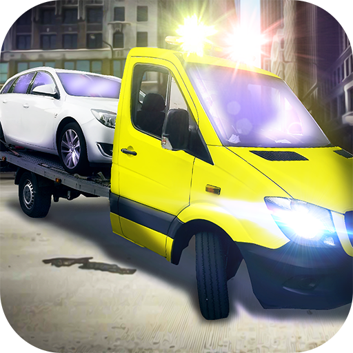 Tow Truck City Driving  Android Modded file download (Unlimited money,Mod)1.1  apk no root