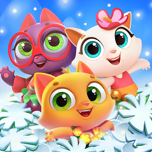 Tropicats: Match 3 Games on a Tropical Island  Android Modded file download (Unlimited money,Mod) apk no root