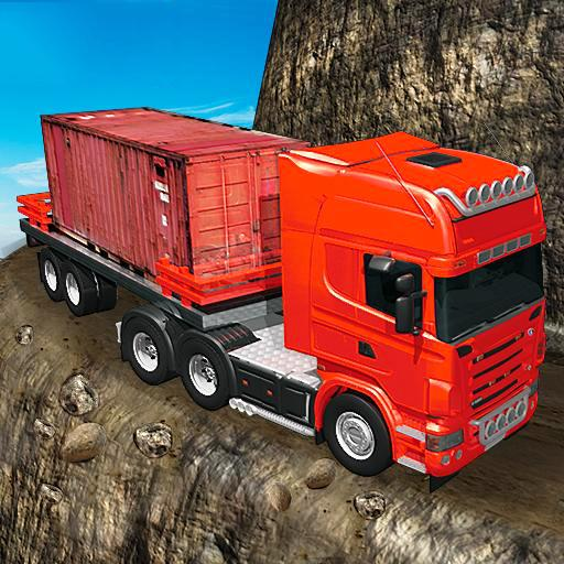 Truck Driving Uphill : Truck simulator games 2020 4.1 Android Modded file download (Unlimited money,Mod) apk no root