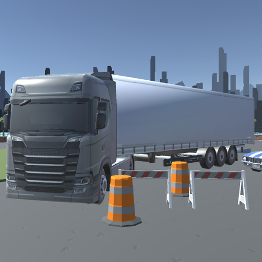 Truck Parking Simulator 2020: City  Android Modded file download (Unlimited money,Mod)0.0.6  apk no root
