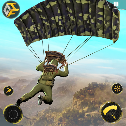 US Army Commando Battleground Survival Mission 4.5 Android Modded file download (Unlimited money,Mod) apk no root