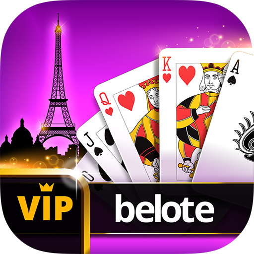 VIP Belote – French Belote Online Multiplayer  Android Modded file download (Unlimited money,Mod)3.5.32  apk no root