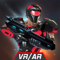 VR AR Dimension – Robot War Galaxy Shooter 1.50 Android Modded file download (Unlimited money,Mod) apk no root