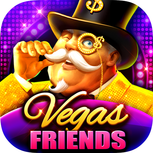 Vegas Friends – Casino Slots for Free  Android Modded file download (Unlimited money,Mod)1.0.018 apk no root