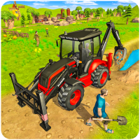 Virtual Village Excavator Simulator 1.12 Android Modded file download (Unlimited money,Mod) apk no root