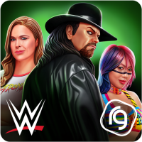 WWE Mayhem 1.38.126 Android Modded file download (Unlimited money,Mod) apk no root