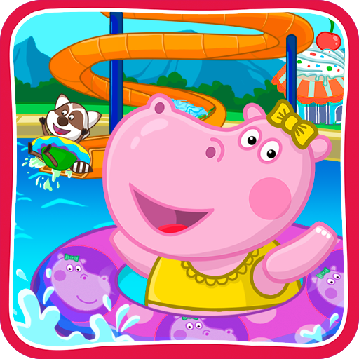 Water Park Fun Water Slides  1.3.8 (Unlimited money,Mod) for Android