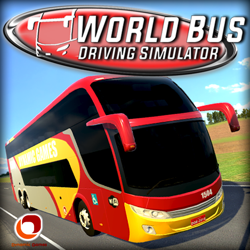 World Bus Driving Simulator 0.96 Android Modded file download (Unlimited money,Mod) apk no root