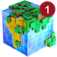 WorldCraft: 3D Build & Block Craft  3.7.4 (Unlimited money,Mod) for Android