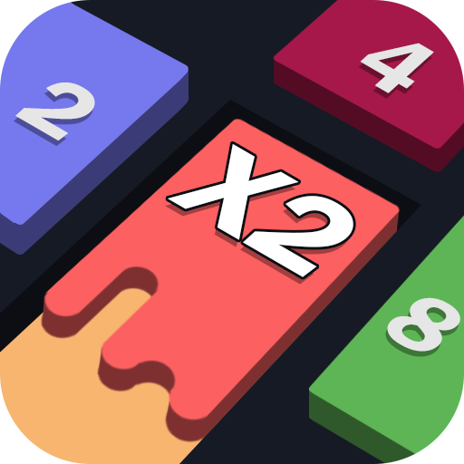 X2 Blocks – 2048 Merge Puzzle Game  1.5.5 (Unlimited money,Mod) for Android