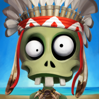 Zombie Castaways 4.10 file download (Unlimited money,Mod) apk no root