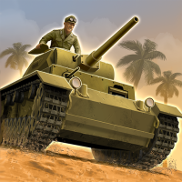1943 Deadly Desert – a WW2 Strategy War Game  Android Modded file download (Unlimited money,Mod)1.3.1  apk no root