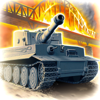1944 Burning Bridges – a WW2 Strategy War Game  Android Modded file download (Unlimited money,Mod)1.5.2  apk no root