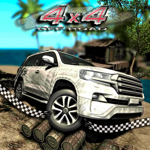4×4 Off-Road Rally 7  Android Modded file download (Unlimited money,Mod)4.2  apk no root