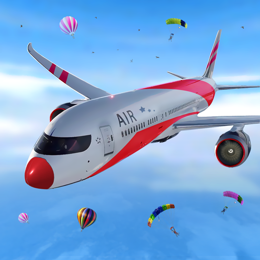 Airplane simulator 2020: airplane games  Android Modded file download (Unlimited money,Mod) apk no root