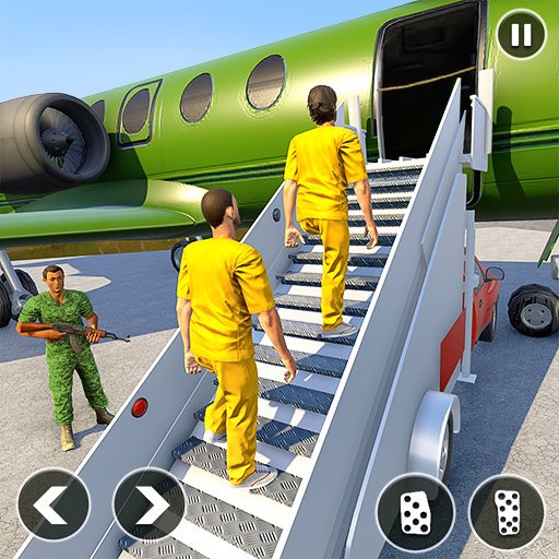 Army Prisoner Transport: Criminal Transport Games 1.1.8 (Unlimited money,Mod) for Android