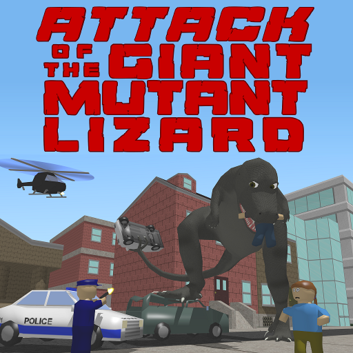 Attack of the Giant Mutant Lizard  Android Modded file download (Unlimited money,Mod) apk no root
