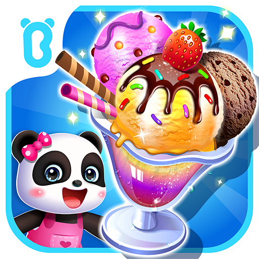 Baby Panda's Ice Cream Shop  Android Modded file download (Unlimited money,Mod) 8.43.00.02  apk no root