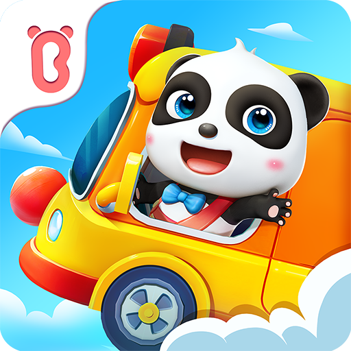 Baby Panda's School Bus – Let's Drive!  8.53.00.01 (Unlimited money,Mod) for Android