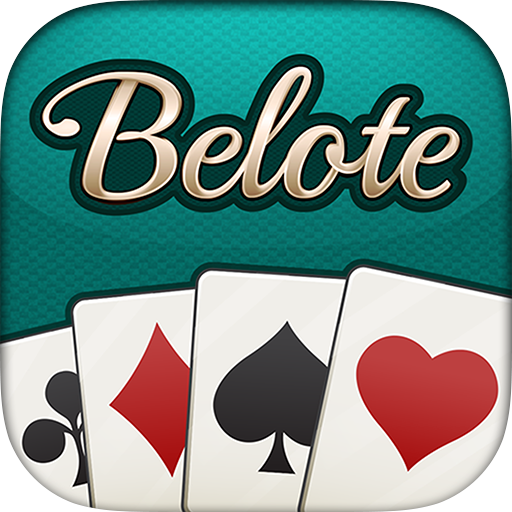 Belote.com Free Belote Game  2.1.8 (Unlimited money,Mod) for Android