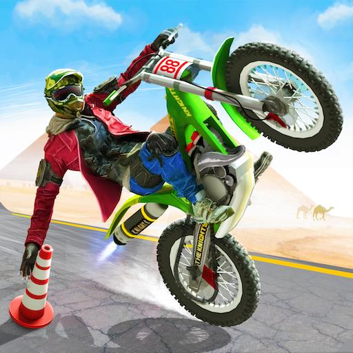Bike Stunt 2 New Motorcycle Game – New Games 2020  Android Modded file download (Unlimited money,Mod) 1.14 apk no root
