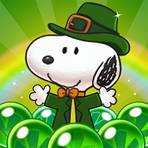 Bubble Shooter: Snoopy POP! – Bubble Pop Game  Android Modded file download (Unlimited money,Mod)1.54.500  apk no root