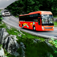 Bus Simulator : Bus Hill Driving game  Android Modded file download (Unlimited money,Mod)1.3.3 apk no root