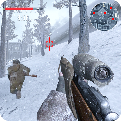 Call of Sniper WW2: Final Battleground War Games  3.3.9 (Unlimited money,Mod) for Android