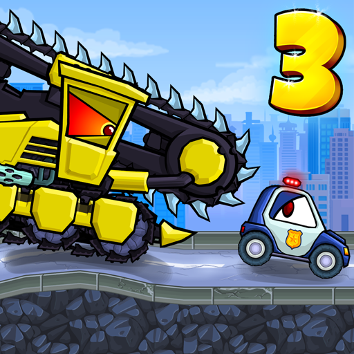 Car Eats Car 3 – Racing Game  Android Modded file download (Unlimited money,Mod 2.6 apk no root
