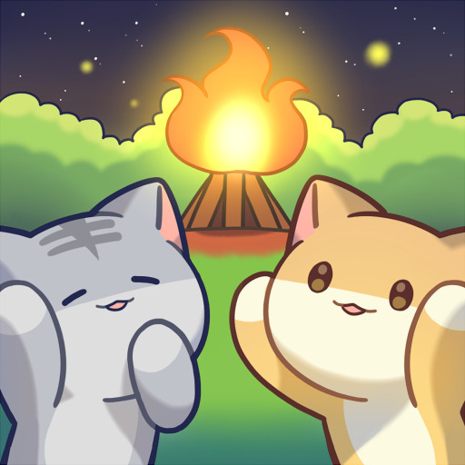 Cat Forest – Healing Camp  Android Modded file download (Unlimited money,Mod) 2.9 apk no root