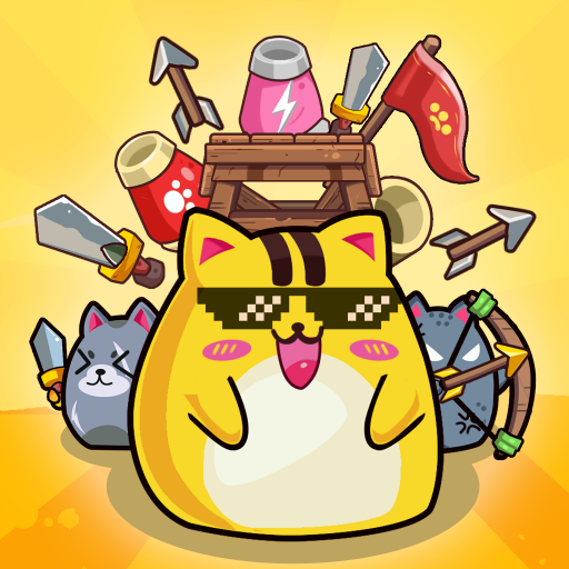 Cat'n'Robot: Idle Defense – Cute Castle TD PVP  Android Modded file download (Unlimited money,Mod)2.6.2  apk no root