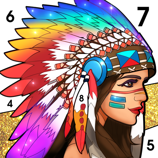 Color by Number – Happy Paint & Free Coloring Game  Android Modded file download (Unlimited money,Mod)2.4.3 apk no root