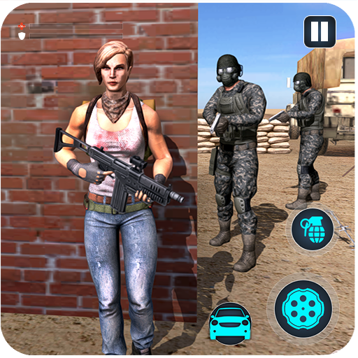 Commando Adventure Simulator  Android Modded file download (Unlimited money,Mod) apk no root 1.0