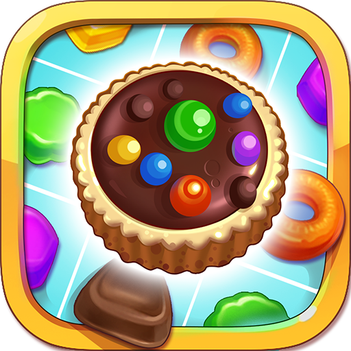 Cookie Mania – Match-3 Sweet Game  Android Modded file download (Unlimited money,Mod) 2.6.4     apk no root